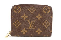 75d7495baa295 Louis Vuitton Zippy Coin Portemonnaie Monogram Canvas M60067