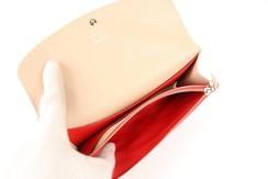 98def8e50de7e Louis Vuitton Portemonnaie Emilie Coquelicot Epi M60852