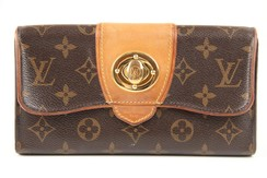 4b5ca71c60d77 Louis Vuitton Portemonnaie Boetie Monogram Canvas M63220