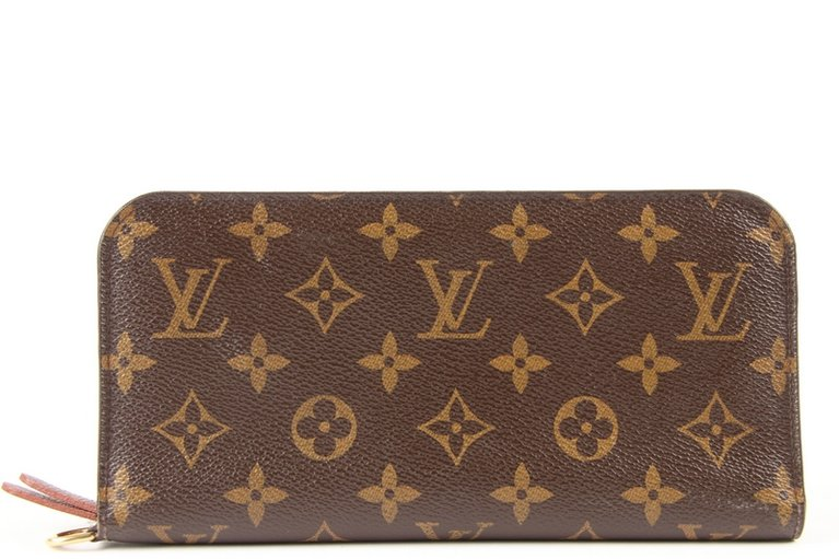louis vuitton portemonnaie insolite monogram canvas m60042. Black Bedroom Furniture Sets. Home Design Ideas