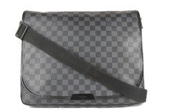 3922b0fd87f65 Louis Vuitton Daniel Damier Graphite Canvas N58033